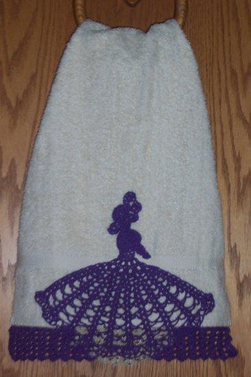 Fancy Lady Hand Towel