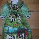 Plastic Bag Holder - Cow