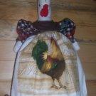 Plastic Bag Holder - Chicken