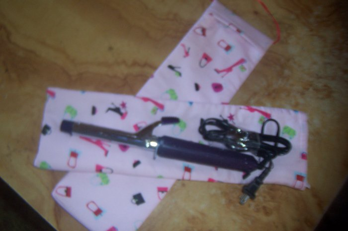 Curling Iron Bag - Fashion Accessories