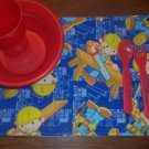 Child's Placemat - Bob the Builder