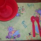 Child's Placemat - Tinkerbell