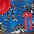 Child's Placemat - Transformers