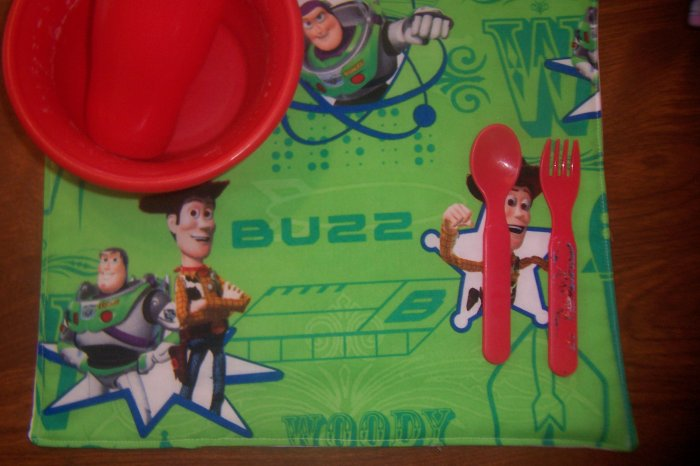 Child's Placemat - Toy Story