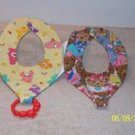 Binky / Teething Bibs