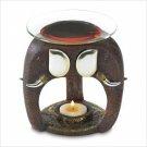 38439 Tribal Elephant Oil Warmer