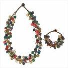 39117 Goombay Jewelry Set