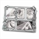 38675 Pewter Baby Collage Frame