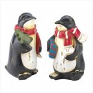 12137 Holiday Penguin Figurines