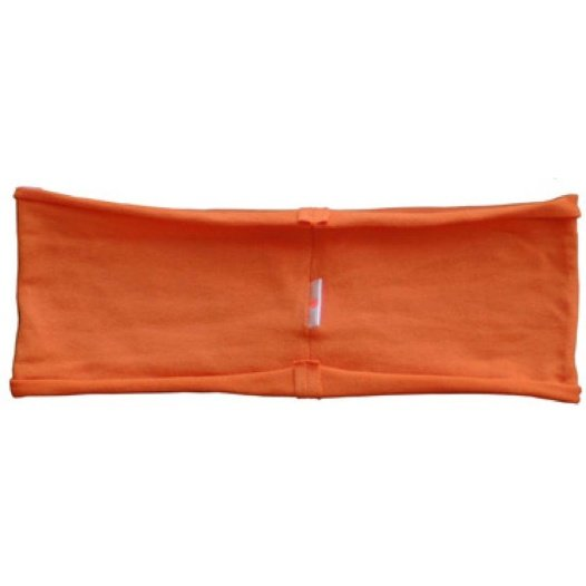 yogitoes hBand yoga headband (orange)