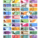 Name Labels Stickers- Pokemon Series
