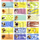 Name Labels Stickers- The DOG Series