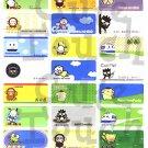 Name Labels Stickers- Sanrio Crew Series