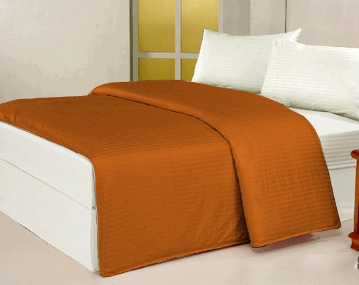 SHEET SET 100 % Egyptian Cotton Color Hazelnut 1500 TC King Size Solid.