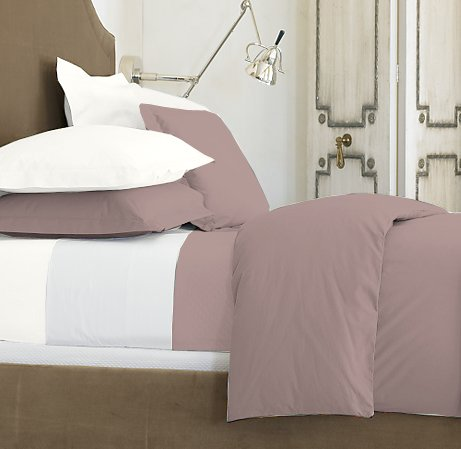 100 % Egyptian Cotton Color  Shell 1500 TC Queen Size Solid Sheet Set.