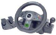 JOYTECH Nitro Racing Wheel for Xbox 360