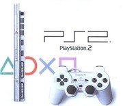 Ceramic White Playstation 2