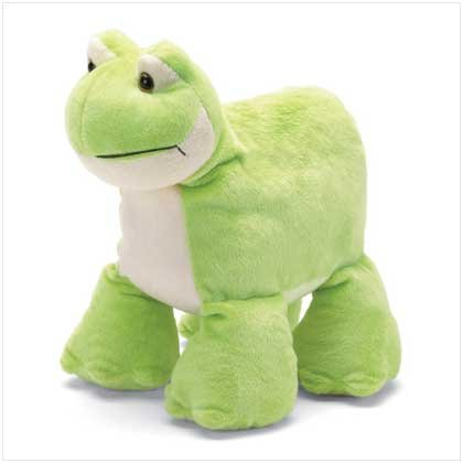 Floppy Frog Plush