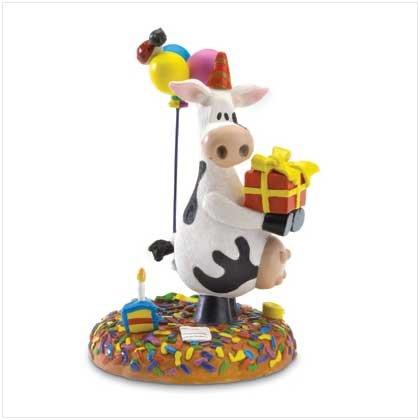 'Heifer nice Day' Figurine