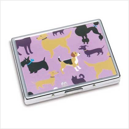 Doggy Delight's Card Holder