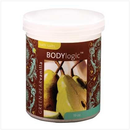 Green Pear Vanilla Bath Salts