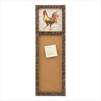 Jaunty Rooster Memo board