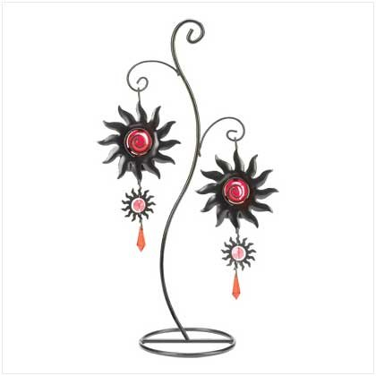 Red Celestial Candle Tree