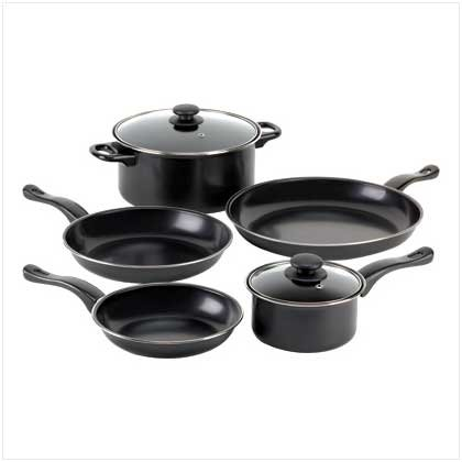 Graphite Non-Stick Cookware