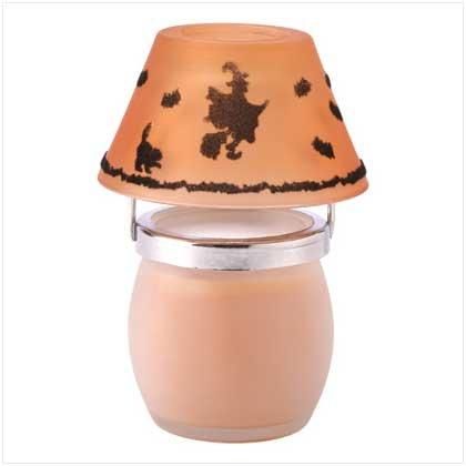Halloween Mini Candle Lamp
