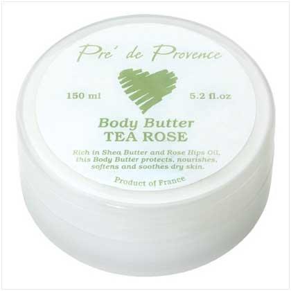 Tea Rose Body Butter