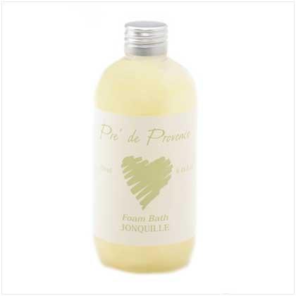 Jonquille Bath foam