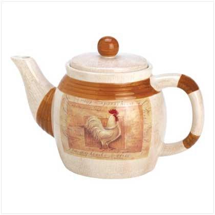 Le Poulet Teapot