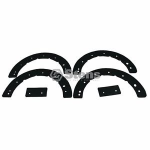 Paddle Set Fits Part 731-0782 731-0780A Snow Thrower 753-0613 953-0613 731-0781A