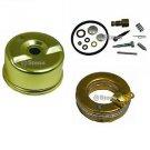 Carburetor Repair Kit Fits 632347 Includes Bowl 631700 Float 632019 VH100 HHM80