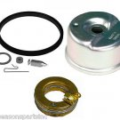 Carburetor Repair Kit Fits 631700 631021B 632019 632019A Carbs Float Bowl Needle