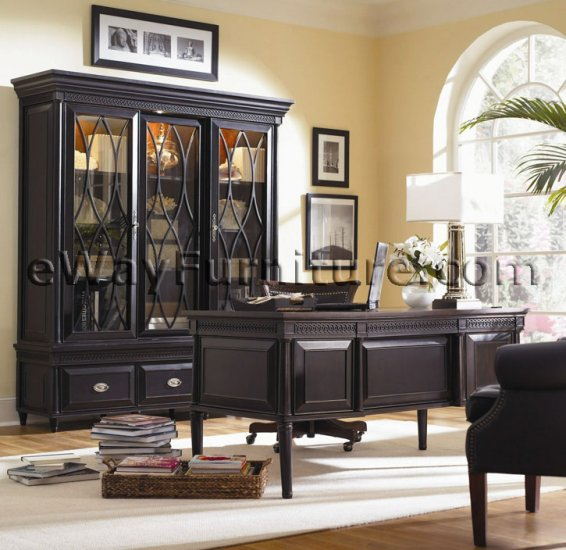 American Federal 60in Home Office Writing Desk