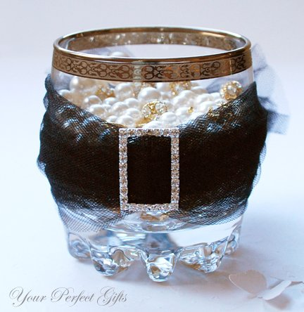 "24 RECTANGLE 1.25"" Silver Large Diamante Rhinestone Crystal Buckle Sliders Wedding Invitation BK067"