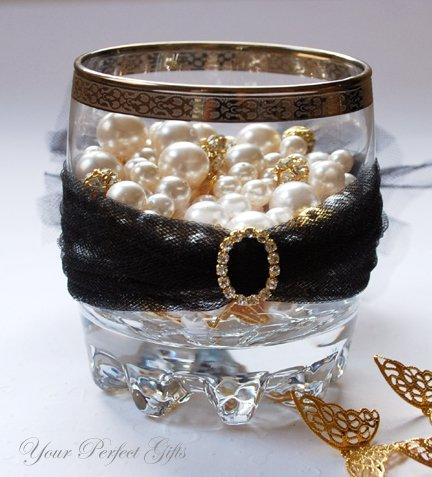 24 OVAL Gold 20mm Diamante Rhinestone Crystal Buckle Sliders For Wedding Invitation BK088