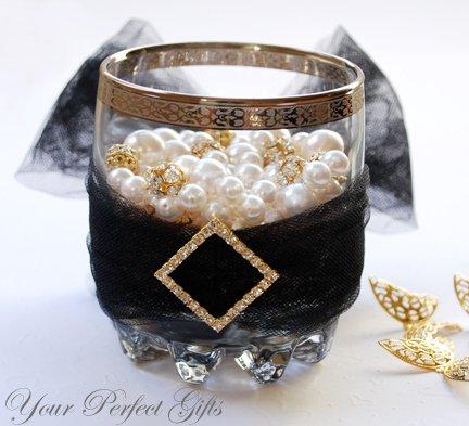 "1 pc DIAMOND SQUARE 1"" Gold Diamante Rhinestone Crystal Buckle Slider Wedding Invitation BK041"