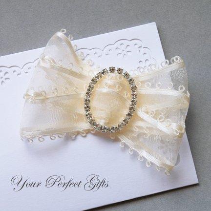 "1 pc OVAL 1.5"" Silver Diamante Rhinestone Buckle Slider Wedding Invitation Chair Cover Belt BK064"