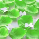 1000 LIME GREEN SILK ROSE PETALS WEDDING DECORATION FLOWER FAVOR RP017