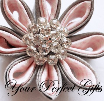 100 Round Circle Diamante Rhinestone Crystal Button Hair Clip Wedding Invitation Ring Pillow BT013