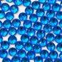 20 Sapphire Blue Swarovski Rhinestone Jewels 5mm Crystal Bouquet Centerpiece Stem Jewelry BJ008