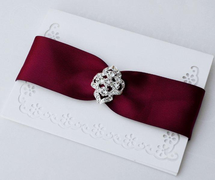 20 Fancy OVAL Silver Diamante Rhinestone Crystal Buckle Slider Wedding Invitation Chair Cover BK060