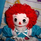 B is for Bears Raggedy Ann Doll and Quilt Handmade One of a Kind OOAK Dolls