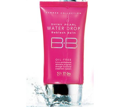 Skin79  BB cream [SHINY PEARL WATER DROP BEBLESH BALM]- 43.5g FREE Registered Article