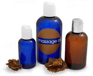 SkinSation Massage oil 2oz - Relaxing essential oil