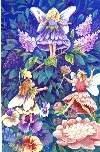 Fairies Garden Mini Flag
