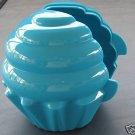 Tupperware INDIVIDUAL CUPCAKE Keeper BLUE
