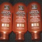 3 Bottles Of Ocean Potion Moisturizing Gradual Glow Sunless Tanning Butter